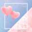 6款清新粉色海报素材PSD源文件打包下载