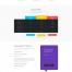 26套高质量全页面欧美网站页面设计400多个PSD网页模板源文件打包下载