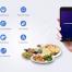 45个餐厅和食品订购app移动应用创意UI套件素材,提供sketch和psd格式的源文件下载
