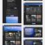 38个活动和Web事件博客设计素材下载,提供PSD、XD和sketch格式源文件