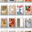 老上海复古老式怀旧民国风创意文艺风格 PSD海报展板模板设计素材