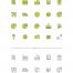 20物流动画图标设计素材下载