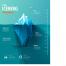 25款海上冰山扁平化环境蓝色渐变海岛UI插画海报矢量EPS设计模板素材