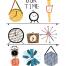 13款家居小家装饰咖啡机植物盆栽闹钟台灯海报PSD设计素材