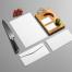 6款食品餐饮VI贴图展示样机PSD源文件打包下载