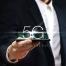 8款未来科技感地球5G时代海报PSD分层设计素材