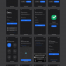 90多个聘请保姆家庭护理iOS UI工具包优质设计素材下载(提供Sketch格式下载)
