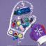 6款国外圣诞节海报ps冬天促销商场贴纸宣传贺卡海报PSD设计素材