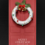 7款3D可爱老人老人圣诞节平安夜礼物树帽球雪花新年海报PSD设计素材