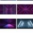 32款C4D炫彩光效炫酷科幻机械科技时尚未来场景3D模型素材