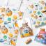 30+款可爱卡通小熊厨师食品儿童母婴玩具产品包装免抠PNG设计素材