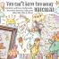 15套可爱手绘卡通独角兽动物数码电子儿童产品印刷图案AI矢量PNG图片