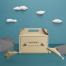 9款带有海洋3d模型的牛皮纸袋纸盒展示样机PSD源文件打包下载