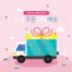 10款可爱卡通儿童节活动促销气球游乐园宣传海报AI矢量设计素材