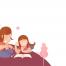 12款2.5D扁平化商务科技感办公UI插图画网页banner设计AI矢量素材
