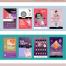 100个优秀现代的商业与营销设计模板主题海报矢量素材